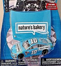 DANICA PATRICK 2017 WAVE 1 #10 1/64 NASCAR AUTHENTICS NATURE'S BAKERY W/HOOD