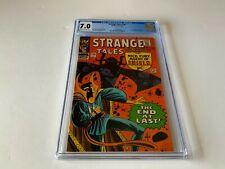 STRANGE TALES 146 CGC 7.0 ETERNITY VS DORMAMMU DR STRANGE MARVEL COMICS 1966