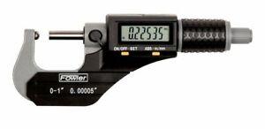 """54-860-115 Ball Anvil Micrometer 2-3"""""""