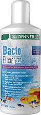 Dennerle Bacto Elixir FB7 Filter Bacteria Sludge Remover Cleaner Aquarium 250ml