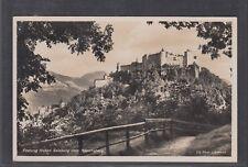 21332) Echt-Foto-AK Festung Hohen Salzburg vom Mönchsberg 1943 gelaufen