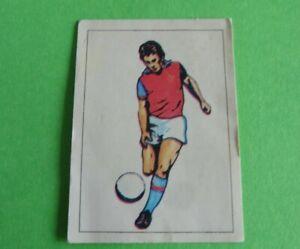 Cigarette Trading Card AVA Americana Football Special '79 #16 Aston Villa 0421