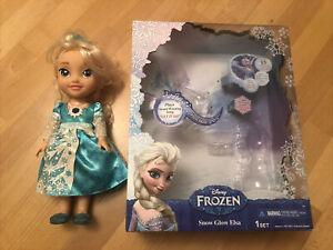 Disney Frozen Snow Glow Elsa Doll Sings & Lights Up