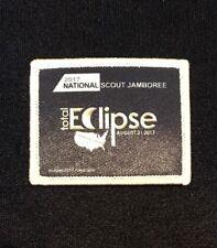 BSA National Jamboree 2017 NASA Total Eclipse Patch