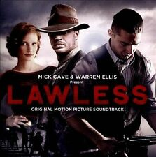 Lawless [Original Motion Picture Soundtrack] by The Bootleggers (Nick Cave & Warren Ellis)/Nick Cave/Warren Ellis (CD, Sep-2012, Sony Classical)