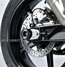 KTM 690 Duke IIII 2008 - 2014 R&G Racing swingarm protectors black