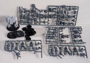 40K Space Marines- Complete Black Reach Army. Classic plastic. OOP