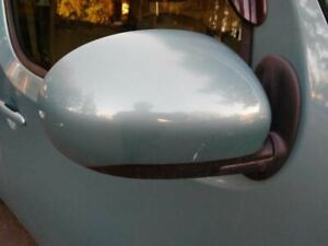2009-14 Nissan CUBE Passenger Side View Mirror Power Painted Body Color TEAL