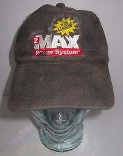 DISTRESSED zMax Power System With LinkKite - Hat Cap - Mechanic Garage DIRTY 3f31191c3a16