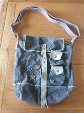Diesel Satchel Across Body Shoulder Strap Bag