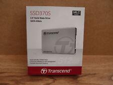 Transcend SSD370S  512GB SATA III 6Gb/s MLC NAND 2.5' Inch SSD (see info below)