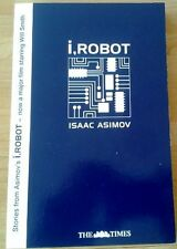 ISAAC ASIMOV - I ROBOT PAPERBACK 2010 TIMES PROMO EDITION RARE BRAND NEW £5.49