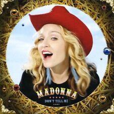 CD de musique house madonna