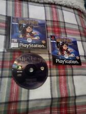 PlayStation 1 Harry Potter and the Philosophers Stone PS1 game