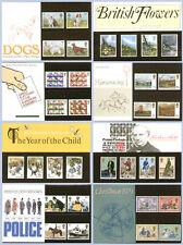 Presentation Packs 1979 Year Set (8 packs)