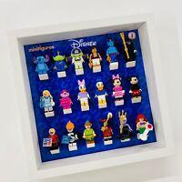 Display Frame for Lego Disney Series 1 minifigures 71012 no figures 27cm