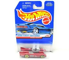 Mattel Hot Wheels Double Vision 1998 First Editions