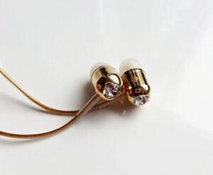 BassBuds 24 Carat Gold Limited Edition Earphones / Earbuds