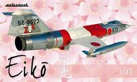 Eduard Plastic Kits: Eiko F-104J in Japanese service Limited Edition in 1:48