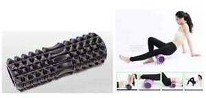 Rullo Fitness Pilates Schiuma Tubo Esercizi Palestra Yoga Massaggi Schiena cir