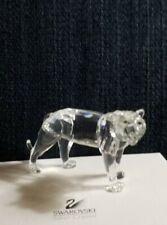 Swarovski crystal figurines collectables Tiger