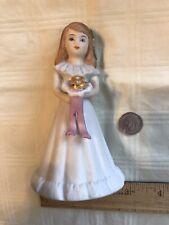 "Small Growing Up Birthday Girls ""8� Figurine"