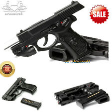 "1/6 QSZ92 Semi-automatic Pistol Rifle Gun guns weapon Model 12""action figure toy"