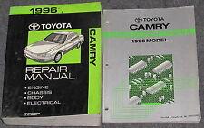 1996 Toyota Camry Service Repair Manual Set
