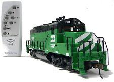 HO Scale Model Railroad Train Burlington Northern GP20 DC / DCC Sound Locomotive
