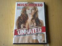 Miss Marzo Unrated DVD Cregger Moore Raquel lingua italiano inglese francese