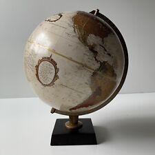 "Replogle 12"" Diameter Globe Platinum Classic SeriesSquare Base"