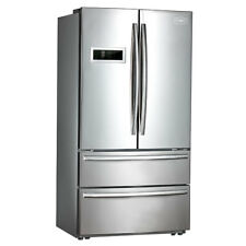 Frost French Door Fridge 705L Stainless Dual Cooling 2019 1 Year Warranty