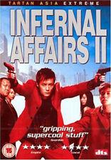 INFERNAL AFFAIRS II DVD [UK] NEW DVD