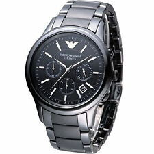 Emporio Armani AR1452 Wrist Watches For Men 2 year seller warranty
