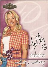 """WWF Championship Clash - DPS-MH """"Molly Holly"""" Autograph Card"""