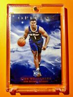 Zion Williamson VERY RARE PANINI ORIGINS HOT ROOKIE CARD 2019-20 RC #15 - Mint!