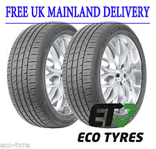 2X Tyres 215 40 R18 89Y XL Nexen NFera SU1 C B 72dB