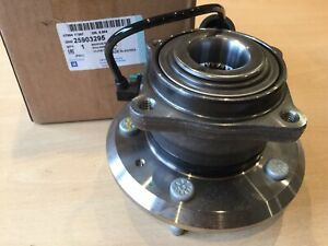 BNIB GENUINE VAUXHALL ANTARA CHEVROLET CAPTIVA  REAR WHEEL HUB BEARING 25903295