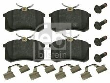FEBI 16052 BRAKE PAD SET DISC BRAKE Rear