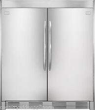Frigidaire Gallery Stainless Refrigerator Freezer Combo Fgru19f6qf Fgfu19f6qf