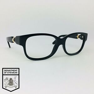 CARTIER eyeglasses BLACK RECTANGLE glasses frame MOD: 5280915