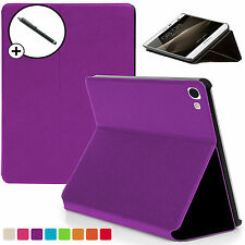 Avanguardia casi Viola Clam Shell SMART CASE COVER HUAWEI MEDIAPAD M2 7.0 Stylus