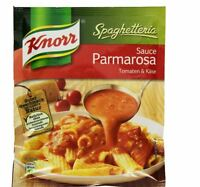 12 x KNORR PARMAROSA SAUCE SOSSE - TOMATO & CHEESE  - ORIGINAL FROM GERMANY