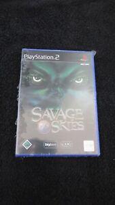 PS2 : SAVAGE SKIES - Nuovo, risigillato! Combatti con il tuo drago!