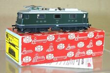 HAG 160 MARKLIN DIGITAL AC SBB CFF GREEN CLASS Re 4/4 E-LOK LOCO 11107 MIB nc