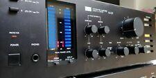 Sansui AU-D7 Integrated Stereo Amplifier (1982-83)