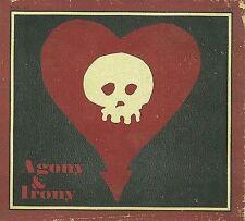 Agony & Irony [Slipcase] by Alkaline Trio (CD, Jul-2008, Epic)