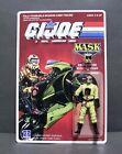 Custom GI Joe figure and package of  BRAD TURNER  from MASK  condor
