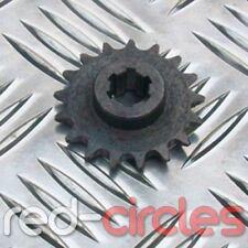 17 DENTI MINI MOTO DA CROSS RUOTA DENTATA ANTERIORE (8 mm-T8F) si adatta MINIMOTO 47cc & 49cc