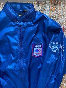 Los Angeles 1984 Olympics ABC jacket